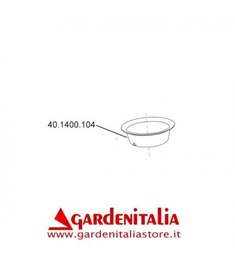 Coppa Protezione Albero Lama per Tosaerba Falciatutto  P 70 EVO Eurosystems