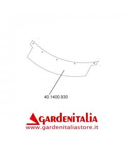 Bandella Protezione Posteriore per Tosaerba Falciatutto  P 70 EVO Eurosystems