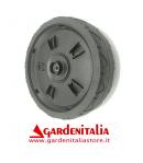 RUOTA DIAMETRO 280 MM C/CUSCINETTO TOSAERBA CASTELGARDEN SERIE NEW TREND NTDL