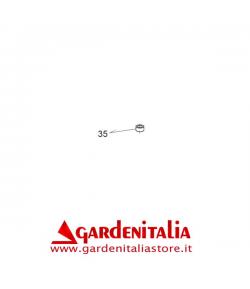 Distanziale D.17,25x30 H16 per Spazzola Frontale P 70 EVO Eurosystems