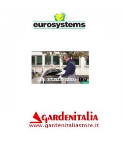 Video Aspiratore/Soffiatore P 70 EVO Eurosystems al lavoro