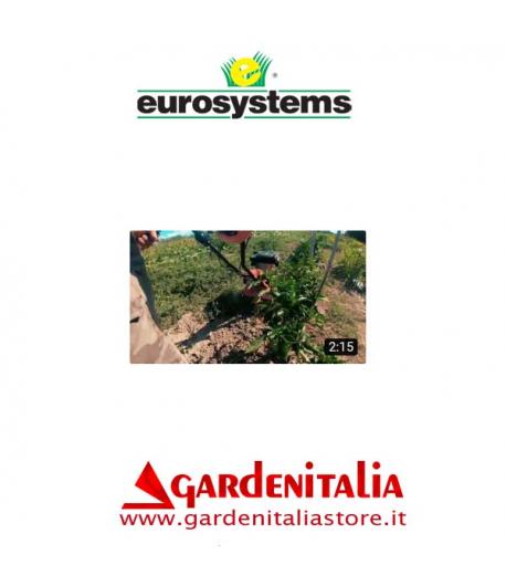Video Motozappa Z 2 Eurosystems al lavoro