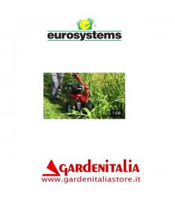 Video Motofalciatrice P 70 EVO Eurosystems al lavoro