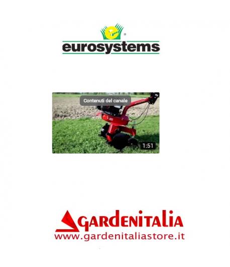 Video Motozappa EURO 3 EVO Eurosystems al lavoro