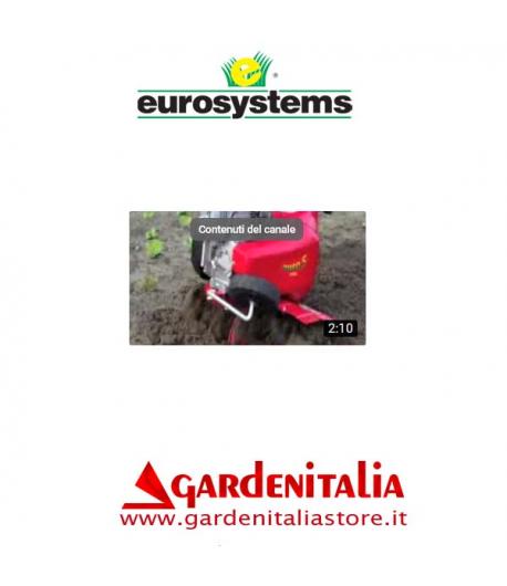 Video Motozappa EURO 5 EVO Eurosystems al lavoro