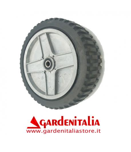 RUOTA TOSAERBA CASTELGARDEN STIGA TU554 DIAMETRO 215 MM C/CUSCINETTO
