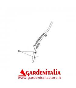 Kit Tubo per Ribaltamento Cesto Rider EUROSYSTEMS