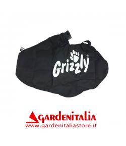Sacco raccolta con telaio Aspiratore Soffiatore Grizzly Tools ELS 2614-2
