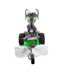 Trinciaerba Falciatutto Professionale EUROSYSTEMS mod.P 130 - motore B&S - Piatto falciante da 92 cm