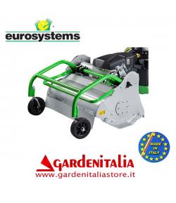 Trinciasarmenti per P 130 Eurosystems - Larghezza di lavoro pari a 80 cm