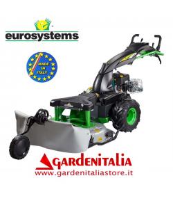 Trinciaerba Falciatutto Professionale EUROSYSTEMS mod.P 130 - motore HONDA - Piatto falciante da 92 cm