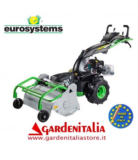 Trinciasarmenti Professionale EUROSYSTEMS mod.P 130 - motore B&S - 80 cm di Larghezza Lavoro
