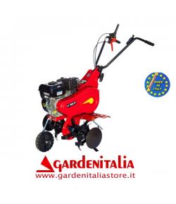 Motozappa GREEN LINE H 155 motore a scoppio B&S 750 Series OHV a benzina  con retromarcia - MADE IN ITALY