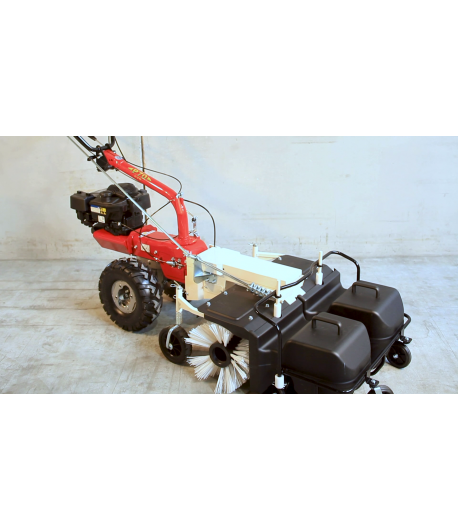 Video Montaggio Spazzola Frontale P 70 EVO EUROSYSTEMS Made in Italy